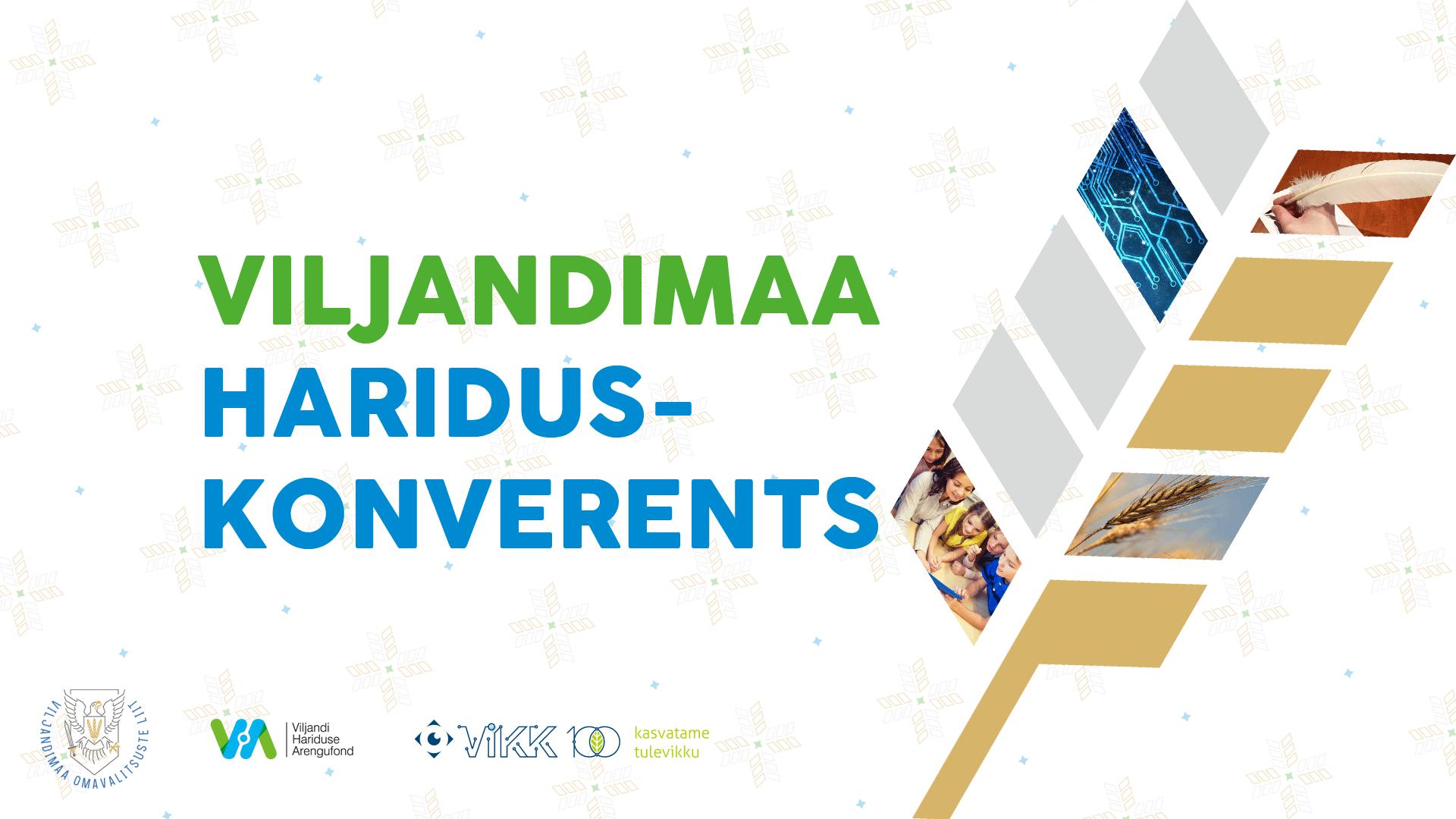 Viljandimaa hariduskonverents 2019